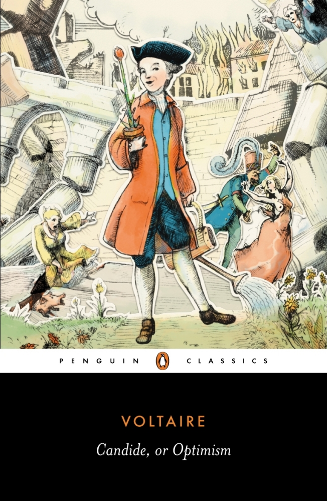 satire in candide Tartuffe, by moliere, and candide, by voltaire, both addressed similar topics and themes such as satire for example tartuffe and candide satirized religious hypocrisy emphasizing on free thinking and.